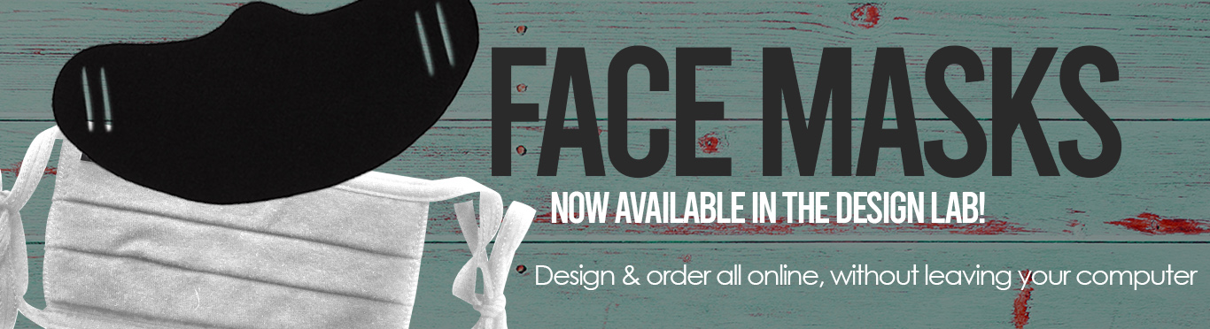 Face Mask Web Banner